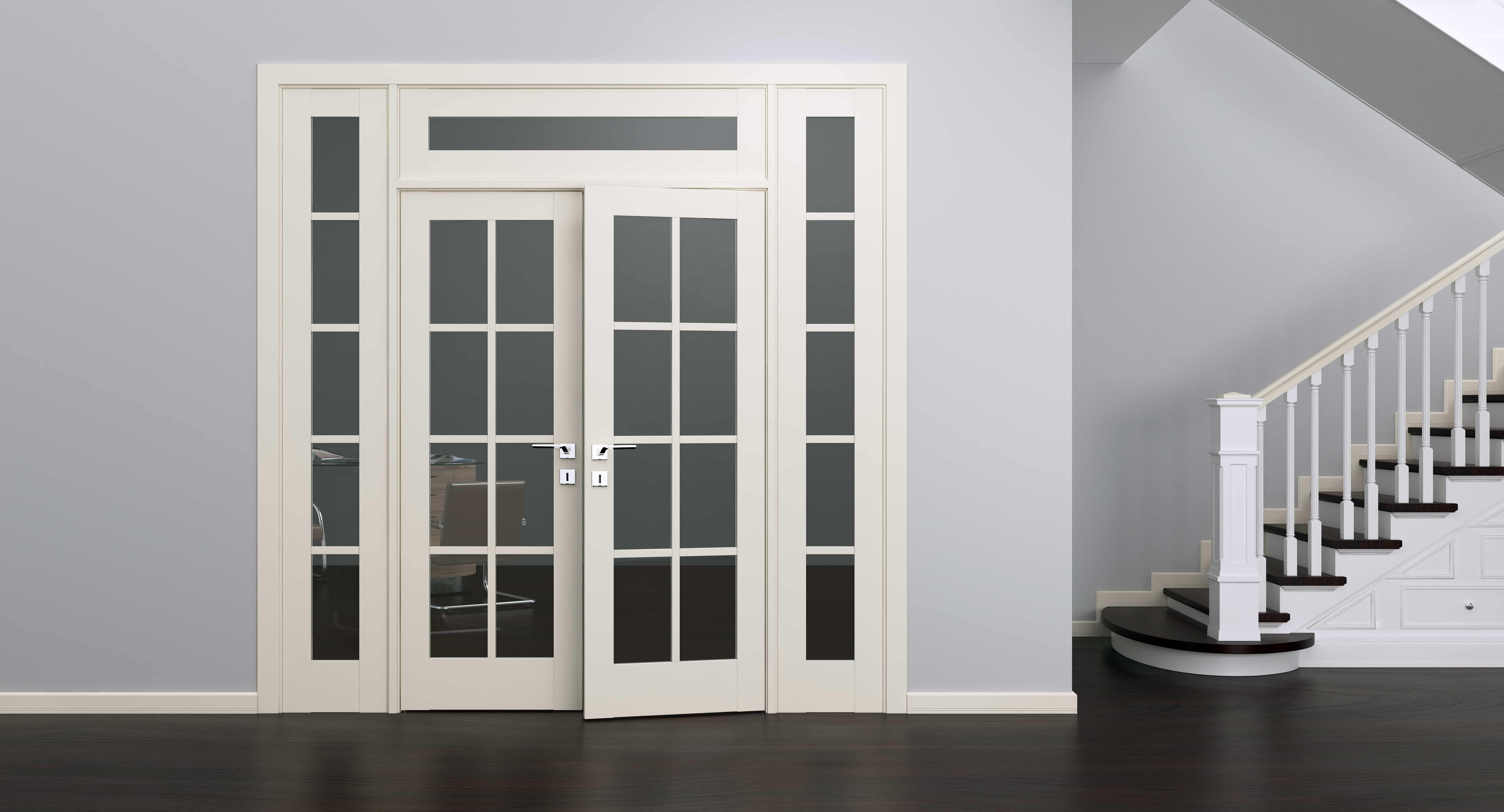 Тенденции в дизайне межкомнатных дверей - 2020