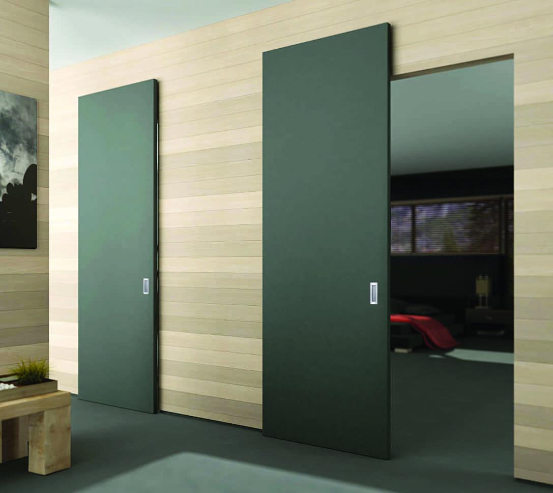 Для каких помещений подходят раздвижные двери