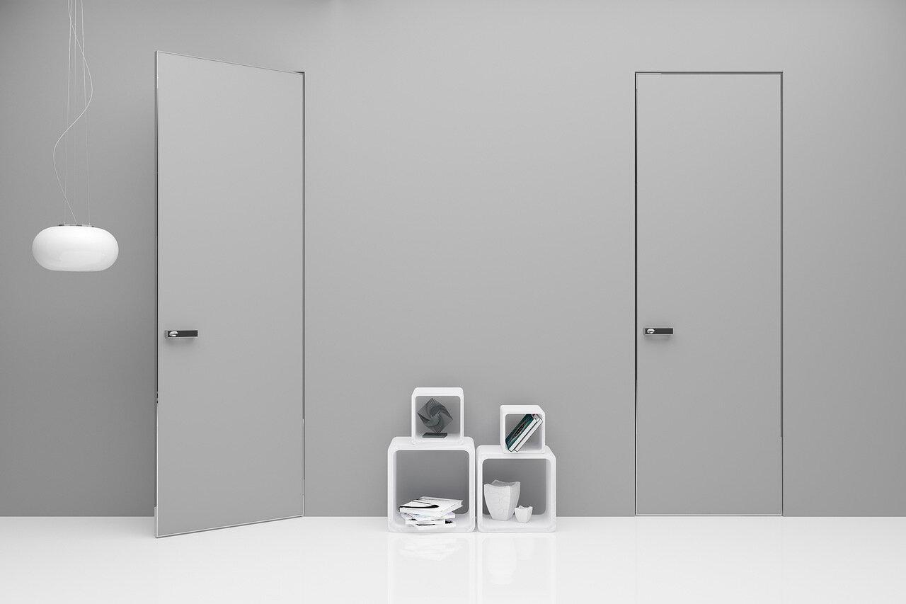 Какие двери выбрать для офиса