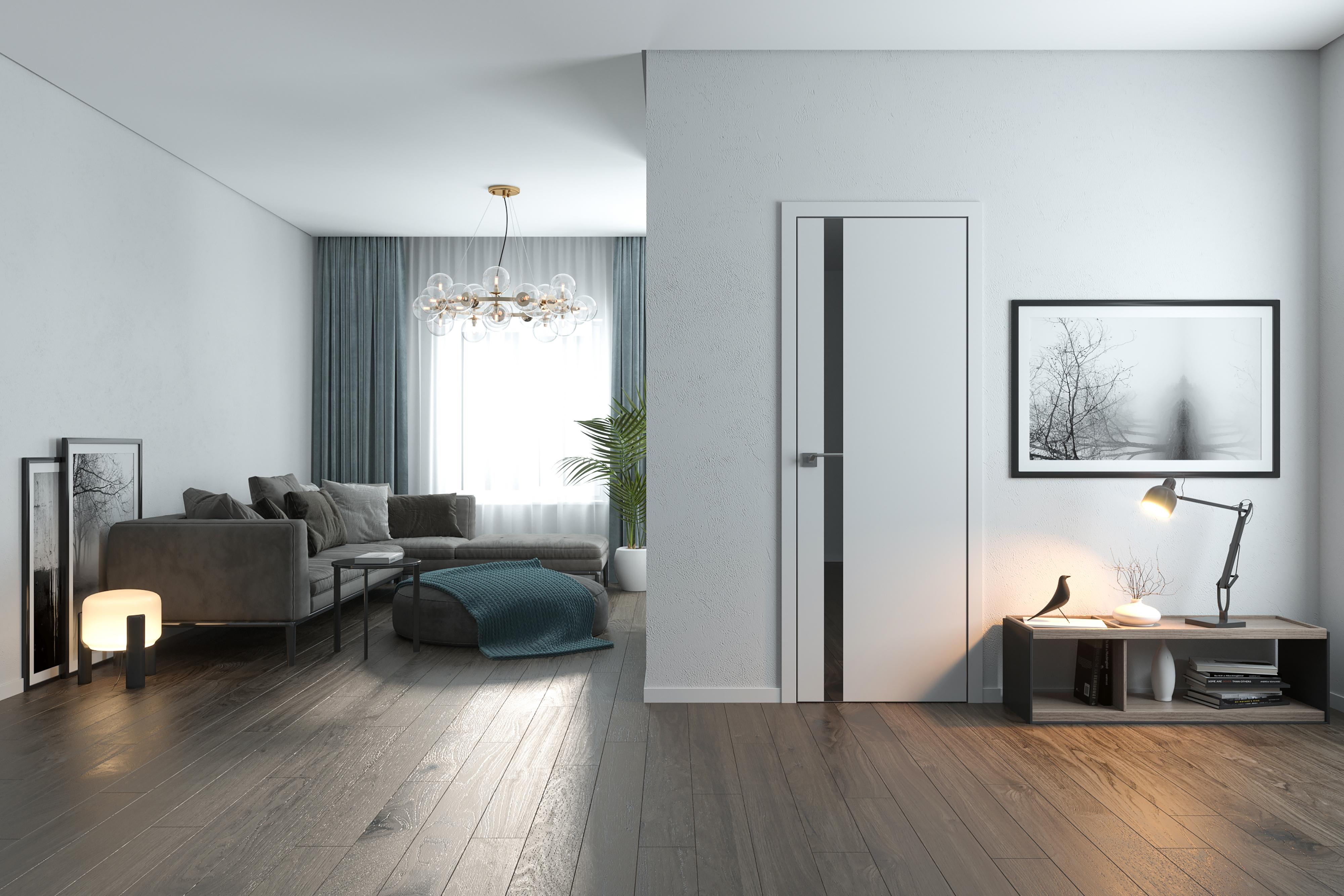 Что делать сначала: ставить двери или клеить обои?