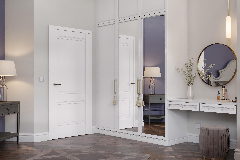 Современные стили межкомнатных дверей