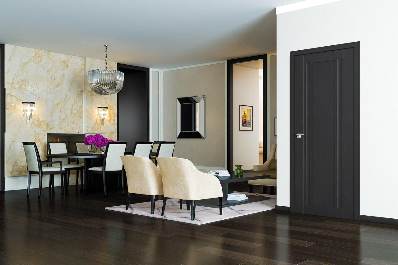 Модные тенденции в дизайне межкомнатных дверей