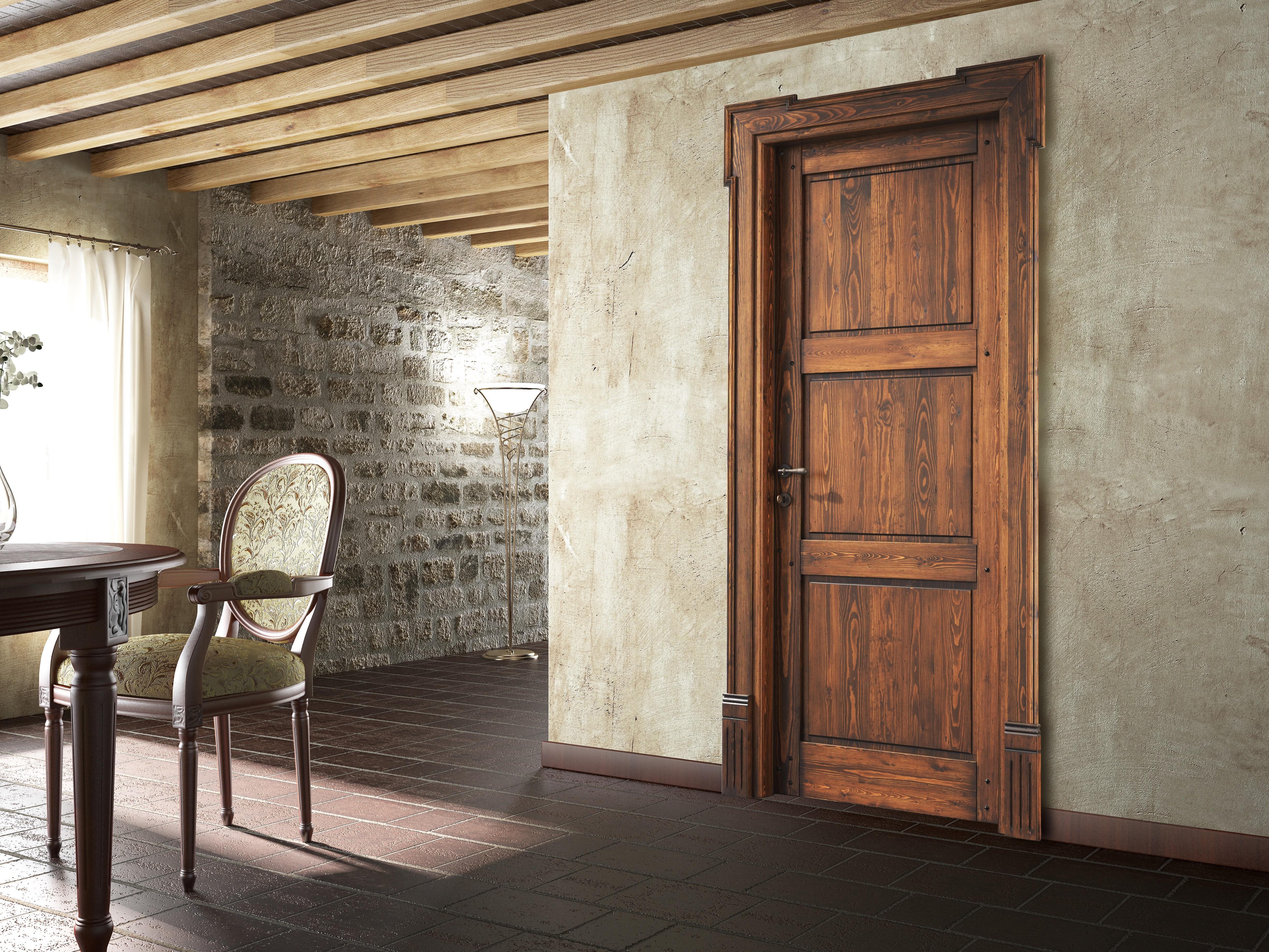 Особенности межкомнатных дверей со стеклом