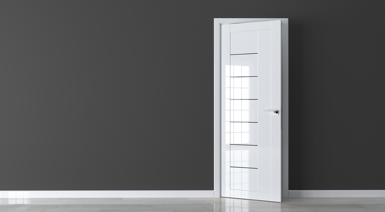 Как выбрать дверь для ванной и туалета?