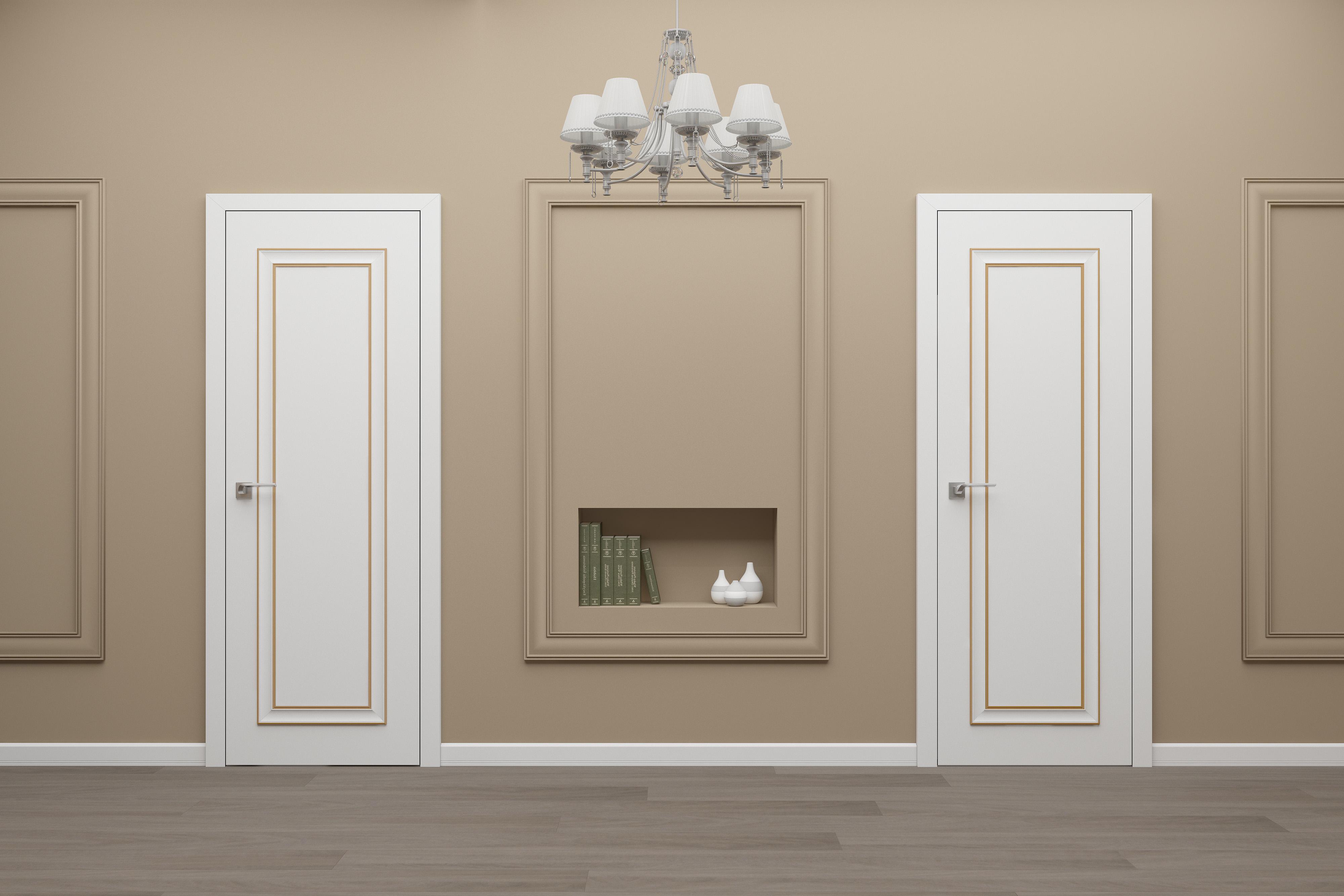 Как подобрать двери для интерьера в скандинавском стиле?