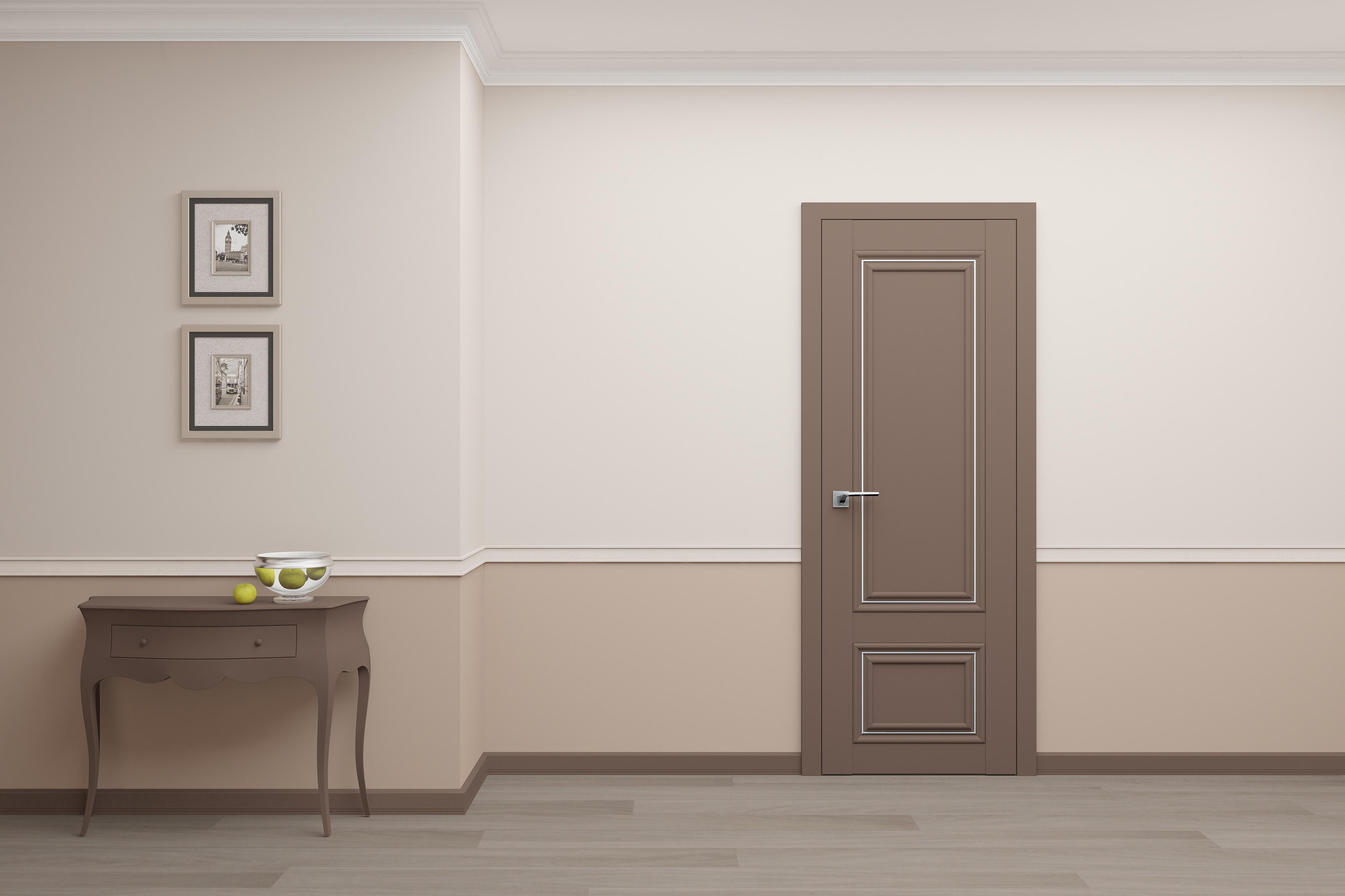 В каких случаях стоит отдать предпочтение глухим дверям?