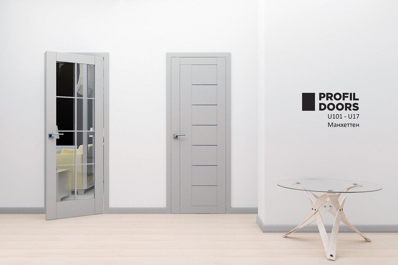 Должны ли все межкомнатные двери в доме быть одинаковыми?