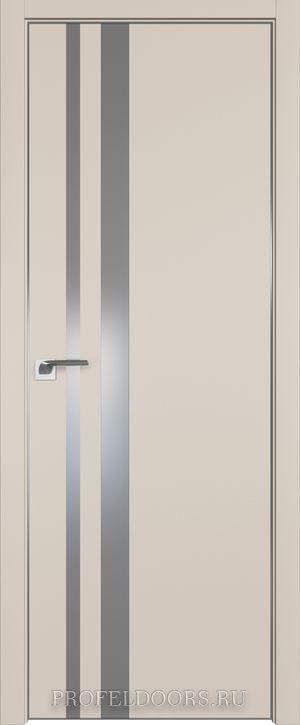 52E Аляска в цвет двери ABS черная матовая с 4-х сторон