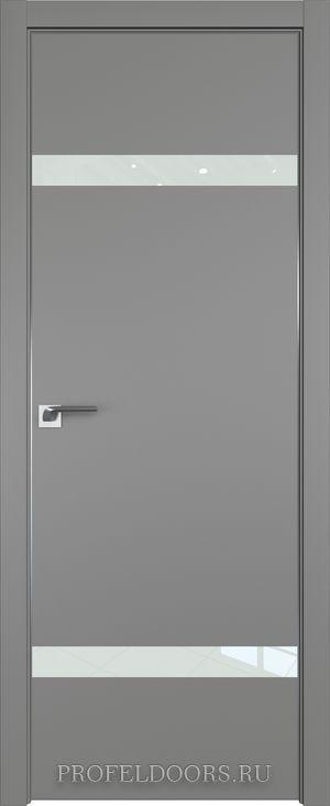 5E Черный матовый Дуб SKY Белёный ABS в цвет с 4-х сторон
