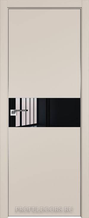 9E Антрацит Lacobel Белый лак ABS черная матовая с 4-х сторон