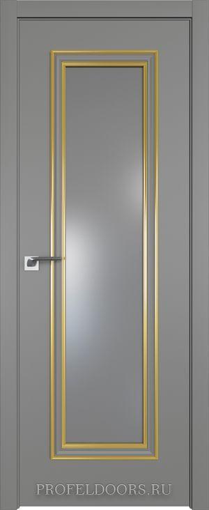34E Санд Lacobel Серебряный лак Black Edition с 4-х сторон