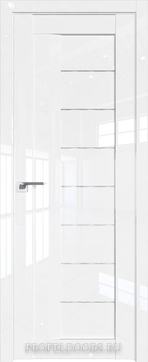 8L Белый люкс Зеркальный триплекс