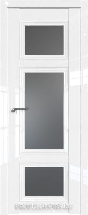 131L Белый люкс Прозрачное