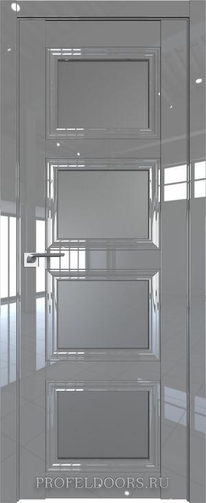 2L Галька люкс Узор матовое с прозрачным фьюзингом(ромб)