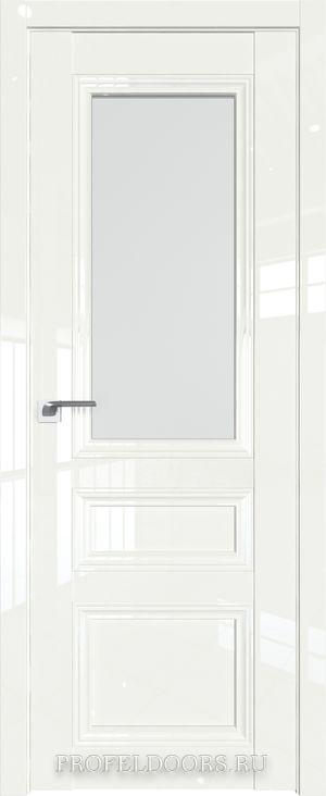 71L Белый люкс Прозрачное