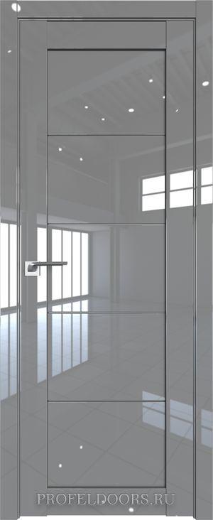 24L Белый люкс Кристалл матовый Серебро
