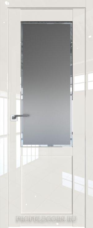 24L Белый люкс Прозрачное Серебро
