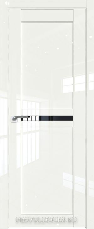2.105L Белый люкс Прозрачное