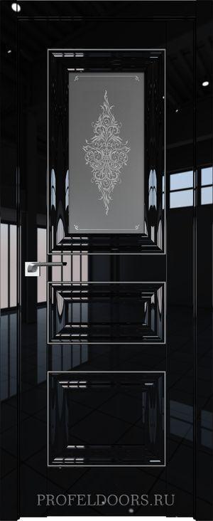 28L Белый люкс Кристалл графит Серебро