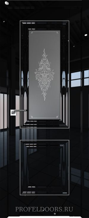 28L Черный люкс Кристалл графит Серебро Люкс