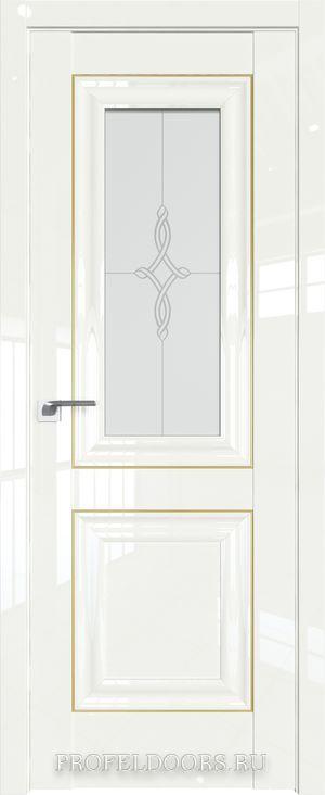 29L Белый люкс Прозрачное