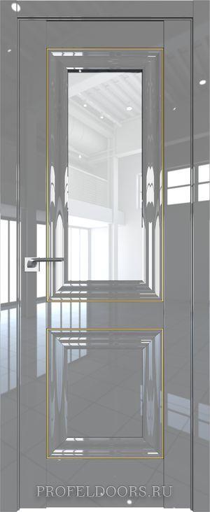 125L Белый люкс Прозрачное