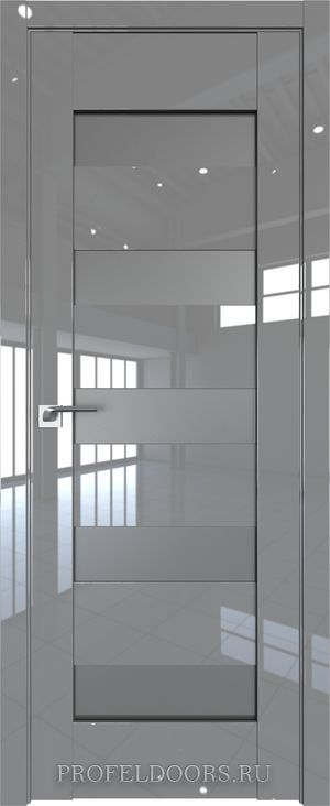 8L Магнолия люкс Зеркальный триплекс