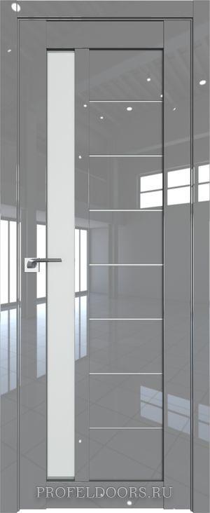 24L Магнолия люкс Прозрачное Серебро