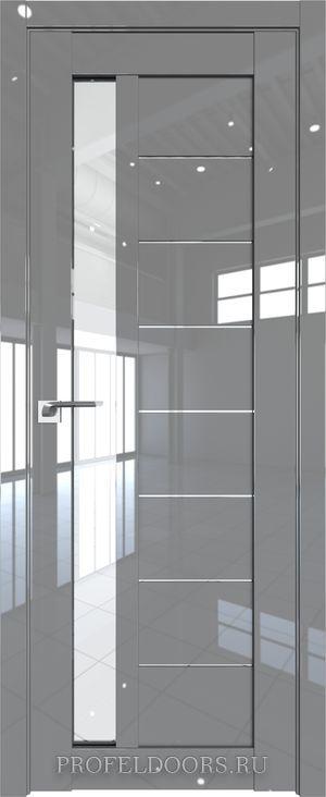 2L Магнолия люкс Узор матовое с прозрачным фьюзингом(ромб)