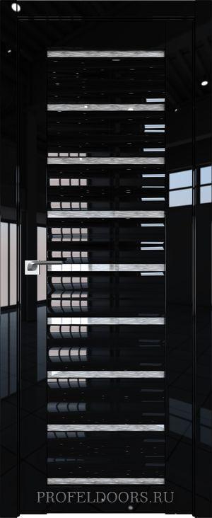 76L Черный люкс Дождь белый
