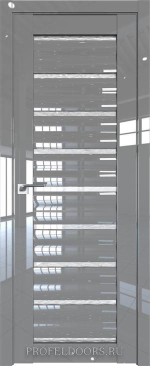 24L Галька люкс Прозрачное Серебро