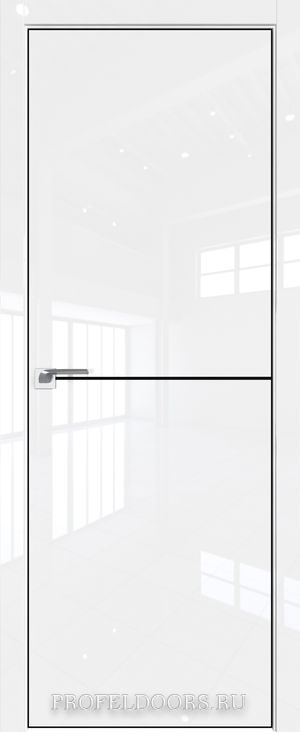 12LK Белый люкс Black Edition с 4-х сторон
