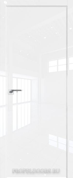 5LK Белый люкс Lacobel Серебряный лак ABS черная с 4-х сторон