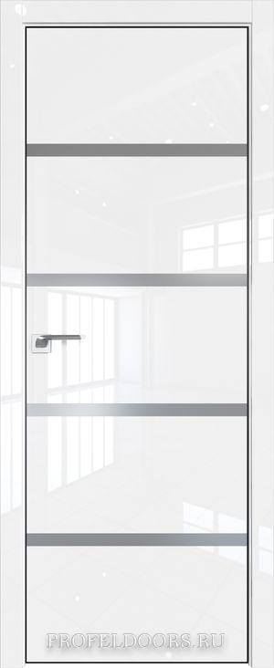 20LK Белый люкс Lacobel Серебряный лак Black Edition с 4-х сторон