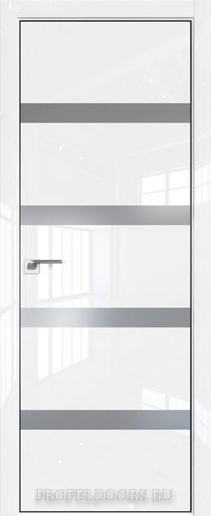 26LK Белый люкс Lacobel Серебряный лак Black Edition с 4-х сторон