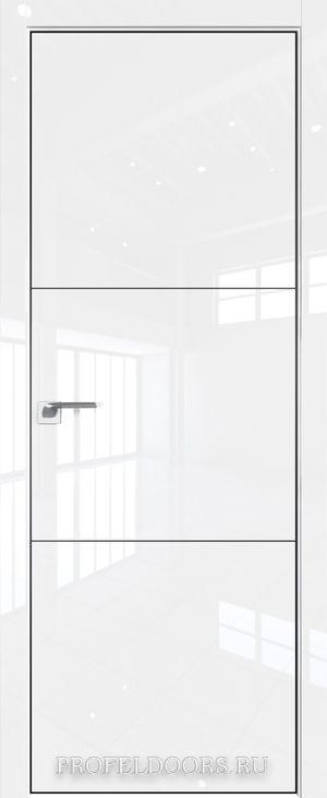 2LK Белый люкс Black Edition с 4-х сторон