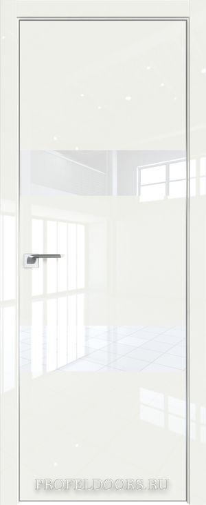 25LK Белый люкс Lacobel Серебряный лак ABS в цвет с 4-х сторон