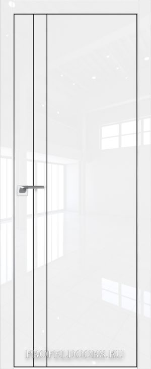 42LK Белый люкс Black Edition с 4-х сторон