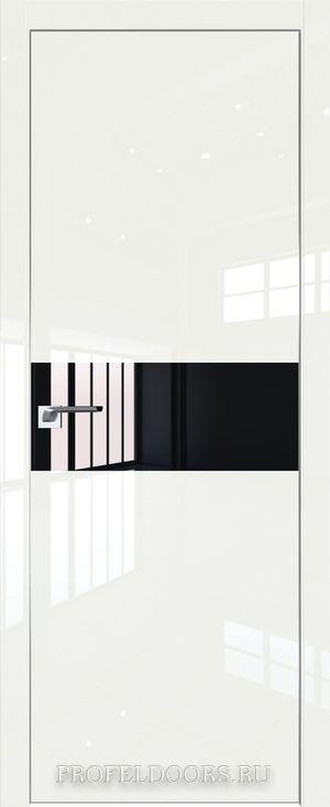 5LK Белый люкс Бетон Платина ABS черная с 4-х сторон
