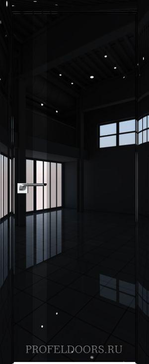 5LK Галька люкс Lacobel Серебряный лак ABS черная с 4-х сторон
