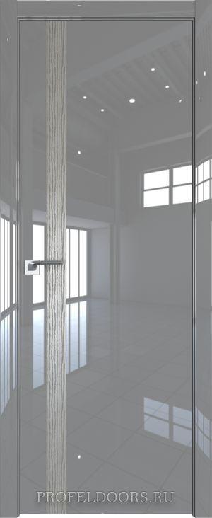 3LK Белый люкс Lacobel Серебряный лак Матовая с 4-х сторон