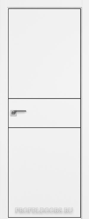 41SMK Белый матовый Black Edition с 4-х сторон
