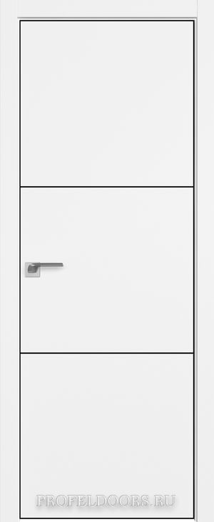 44SMK Белый матовый Black Edition с 4-х сторон