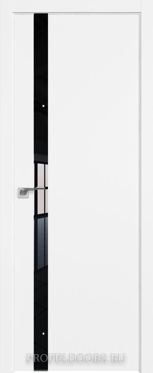 1SMK Белый матовый ABS черная матовая с 4-х сторон