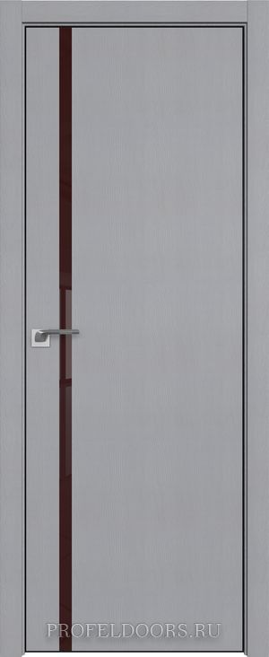 9STK Pine Manhattan Grey Lacobel Серебряный лак Матовая с 4-х сторон