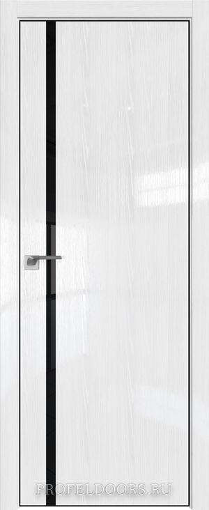 22STK Pine White glossy Lacobel Черный лак Black Edition с 4-х сторон