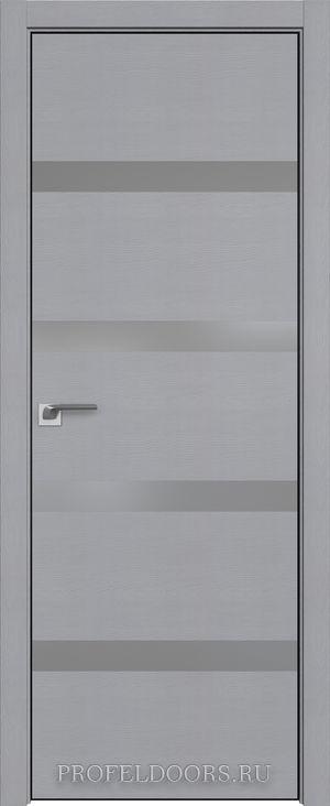 26STK Pine Manhattan Grey Lacobel Серебряный лак Black Edition с 4-х сторон