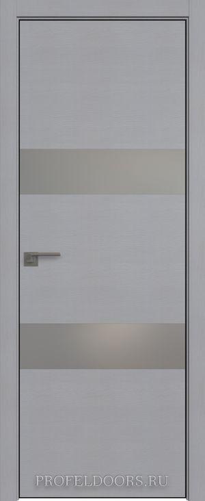 25STK Pine Manhattan Grey Lacobel Серебряный лак Матовая с 4-х сторон