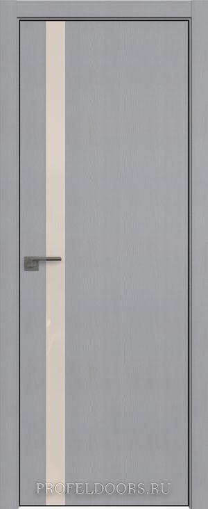 26STK Pine Manhattan Grey Lacobel Серебряный лак Матовая с 4-х сторон