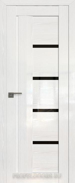 2.08STP Pine White glossy Черный триплекс